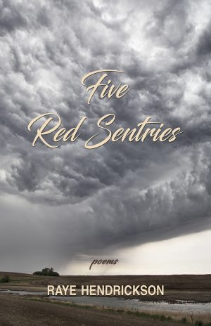 Five Red Sentries